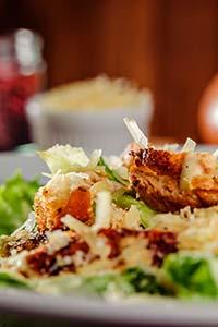 Salada Restaurante Pastel Mel - Clique e Baixe